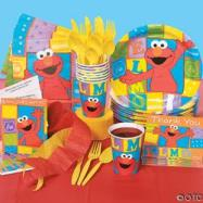 Elmo Party Pack