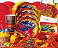 Racing Birthday Party Theme Pack