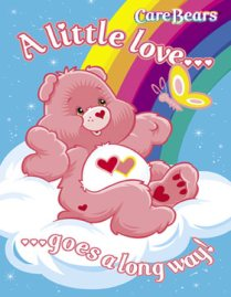 Care Bear Poster