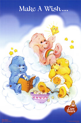 Care Bear Poster