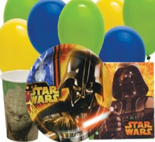 Star Wars Party Theme Idea Party Pack
