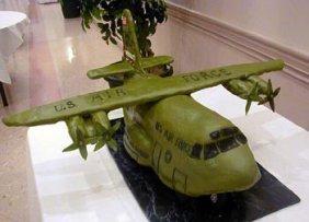 Airplane Kid Theme Parties Cake