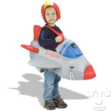 Airplane Kid Theme Parties Costume