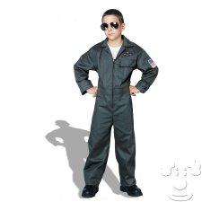 Airplane Kid Theme Parties Costume