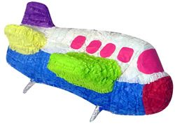 Airplane Kid Theme Parties Ideas Pinata