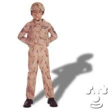 Army Theme Party Costume