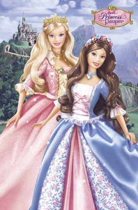 Click to View Barbie Poster