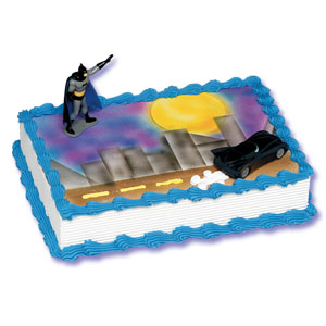 Batman Birthday Party Plan