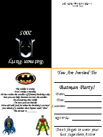 Ultimate Free Printable Ultimate Free Printable Party Ultimate Free Printable Party Invitation