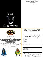 Ultimate Free Printable Ultimate Free Printable Party Ultimate Free Printable Party Invitation