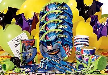 Ultimate Batman Party Plan