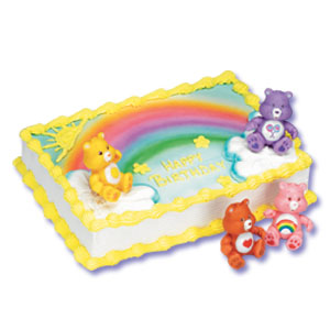 Bug Birthday Party Plan Cake Idea