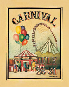 Carnival Posters