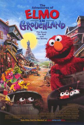 Elmo Poster
