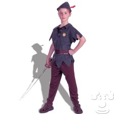 Peter Pan Kid Party Ideas Costume