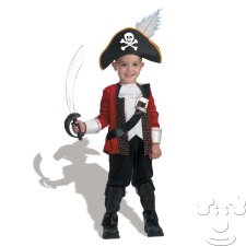 Pirate Birthday Party Costume