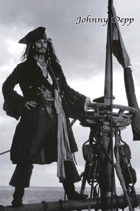 Pirate Pictures Poster