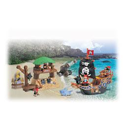 Pirate Birthday Party Present