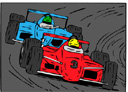 Racing Pictures and Clipart