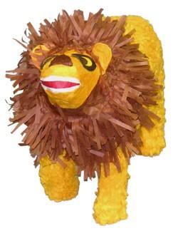 Safari Child Birthday Party Ideas Pinata