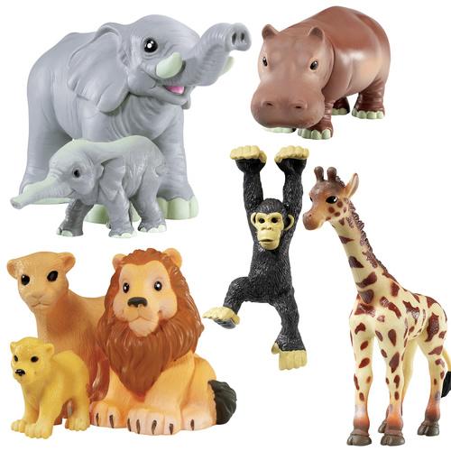 Safari Child Birthday Party Ideas Present
