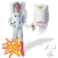 Space Kid Theme Party Costume