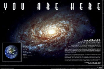 Space Pictures Poster