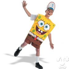 SpongeBob Birthday Party Idea Costume