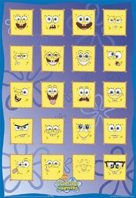 SpongeBob Pictures Poster