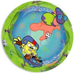 SpongeBob Birthday Party Idea Present