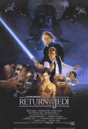 Star Wars Pictures Poster