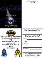 Ultimate Free Printable Party Invitation