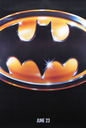 Click to View Batman Poster