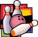 Bowling Clipart